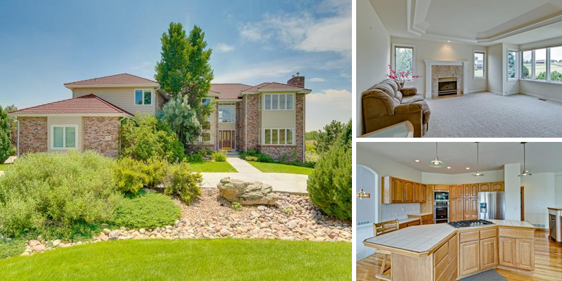 Sold! Beautiful Family Home in Saddle Rock Ranches