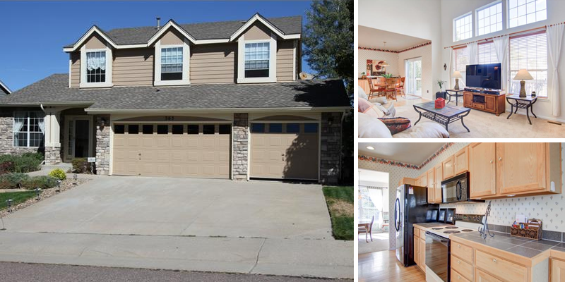 Sold! Extremely Well Kept Home in Castle Pines
