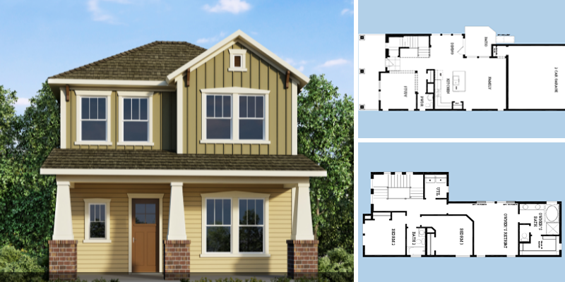 Sold! New Build in Stapleton with Builder David Weekly