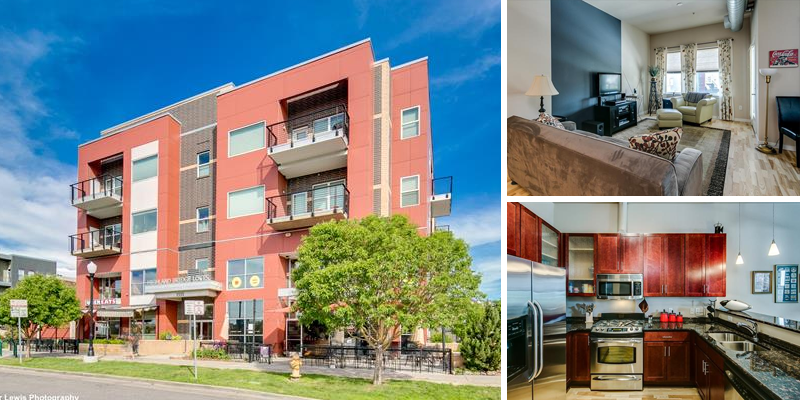 Sold! Great Condo in LoHi