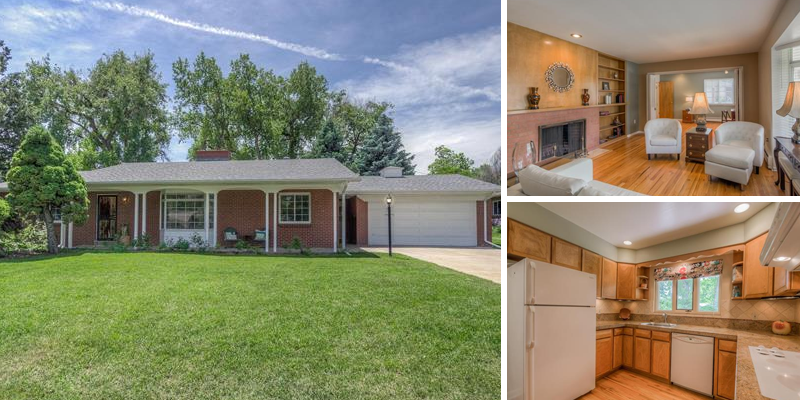Sold! Gorgeous Ranch Style Home in Lakewood