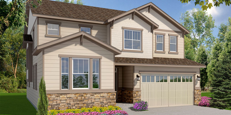 Sold! New Build 2 Story Home in Commerce City