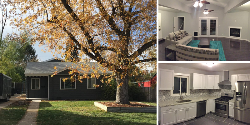 Sold! Completely Remodeled Home in University Hills