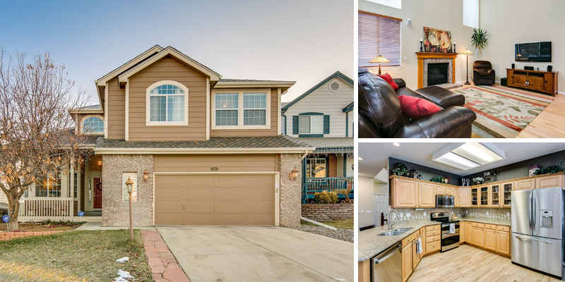 Sold! Beautiful 2 Story in Highlands Ranch