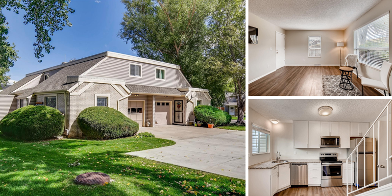 Sold! Stunning Townhome in Lakewood