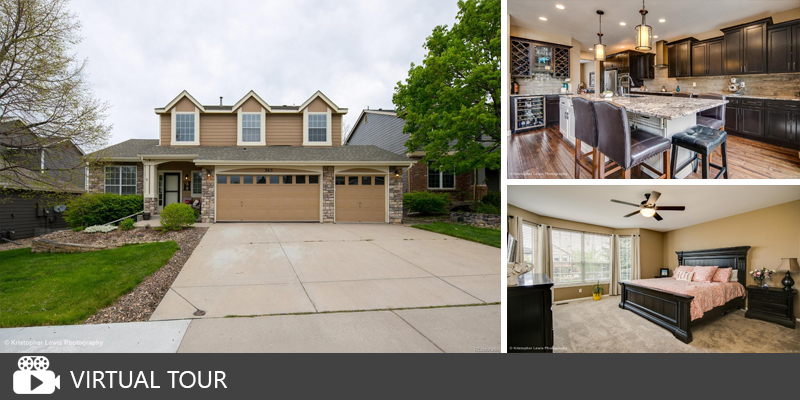 Sold! Beautiful Home in Castle Pines