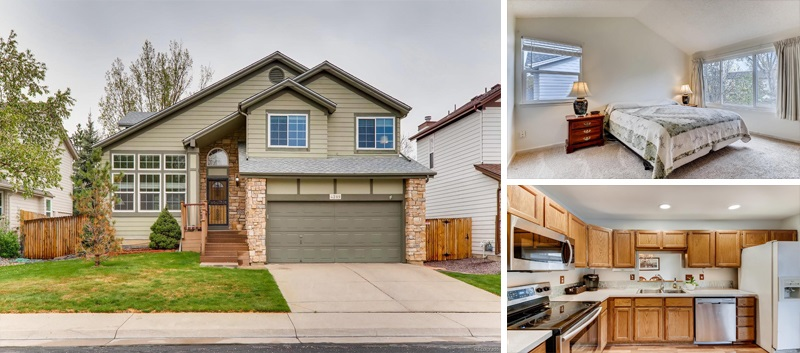 Sold! 5 Beds & 3 Baths in Thornton
