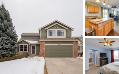 Sold! Beautiful Two-story in Arvada