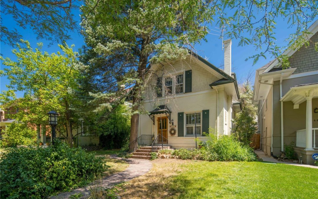 Sold: 452 N Lafayette St, Denver, CO 80218