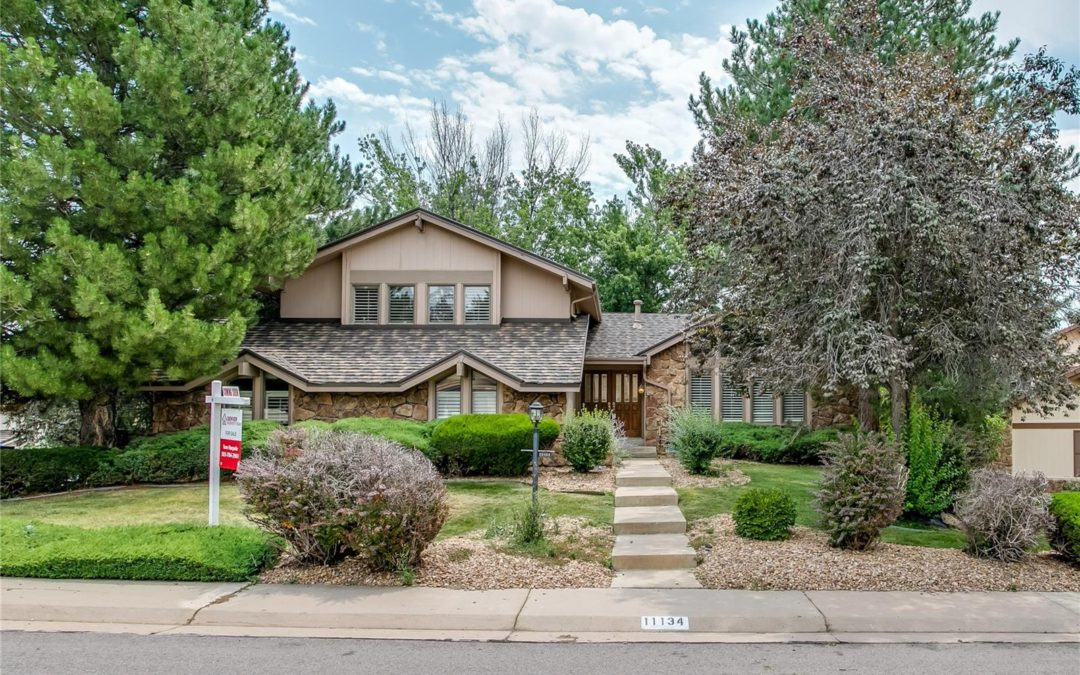 Sold: 11134 W Pacific Court, Lakewood, CO 80227