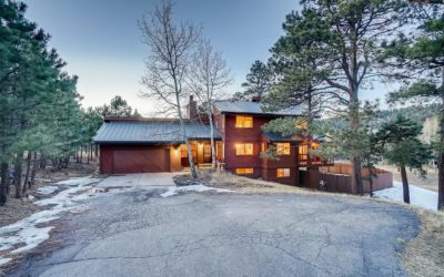 Sold! Cozy Rustic Home in Golden